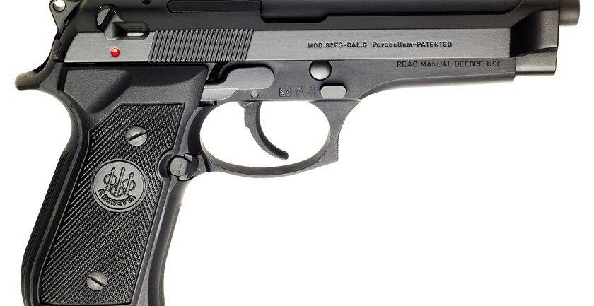 La legendaria pistola BERETTA 92FS