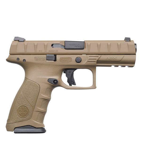 Pistola Beretta APX FDE