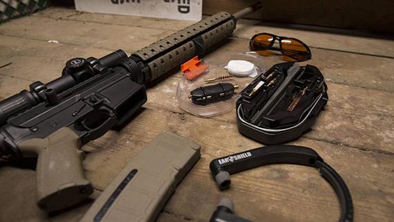armeria otis smart gun care