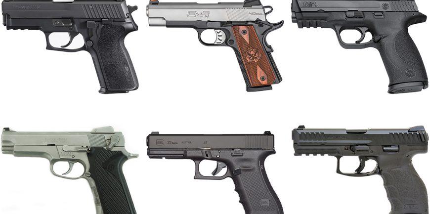 Pistolas Perú