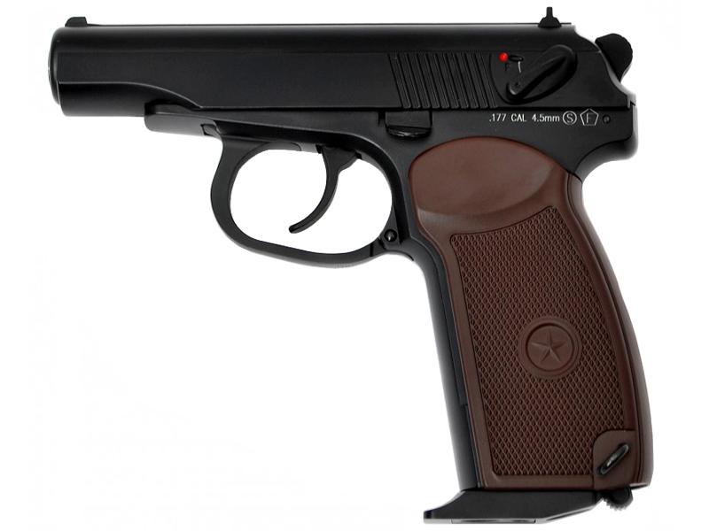 pistolas peru Makarov