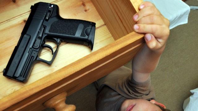 ¿Necesitamos tener una pistola en casa?